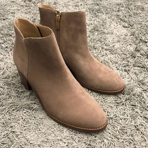 NWOT Land's End Harris Ankle Bootie, 7.5